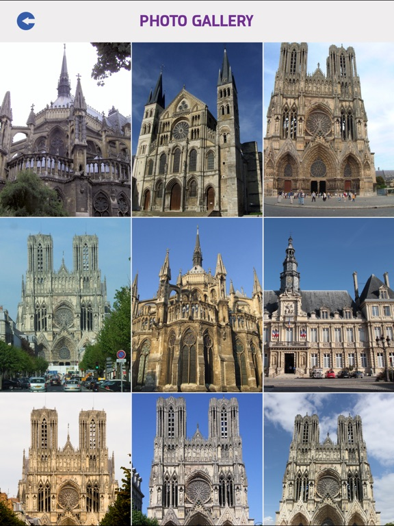 Reims Tourist Guide screenshot 10