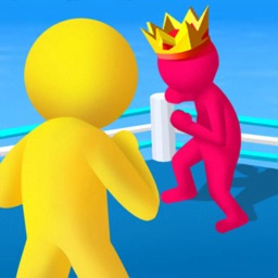 Slap Master 3D: Run To Arena