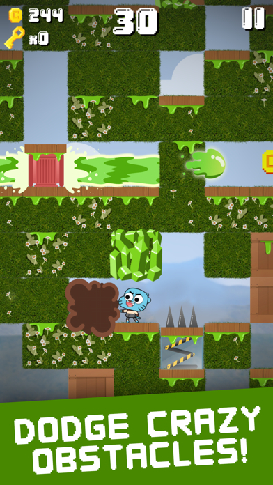 Super Slime Blitz phone App screenshot 2
