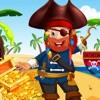 假装我的海盗岛游戏