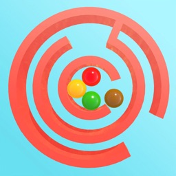 Candy Maze 3D - Puzzle Game