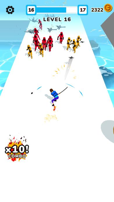 Crowd Master 3D screenshot 5