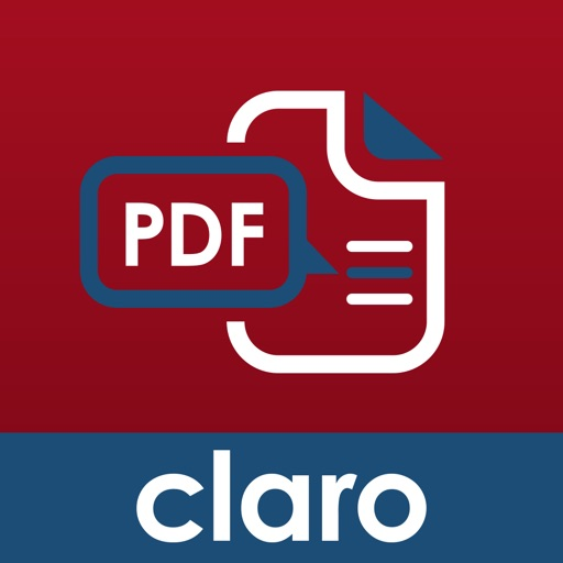 ClaroPDF Pro – Text to Speech