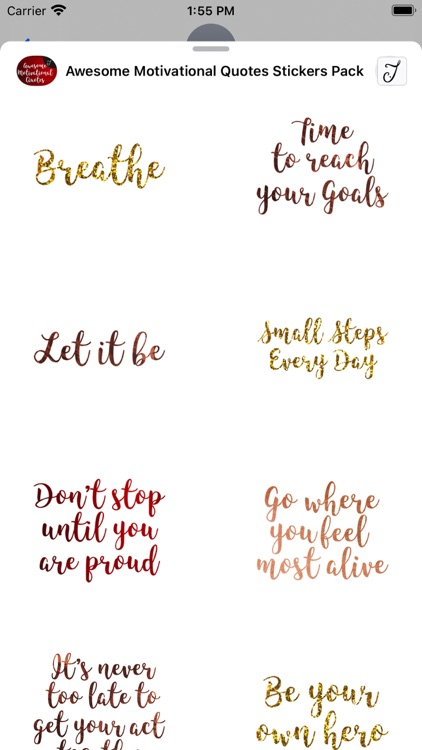 Awesome Motivational Quotes screenshot-6