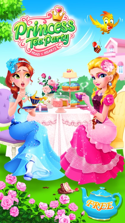 Princess Tea Party - Fun Games