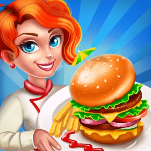 Cooking Island: Kitchen Games Icon