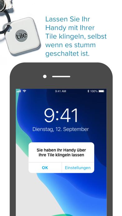 Tile - Find lost keys & phoneScreenshot von 7
