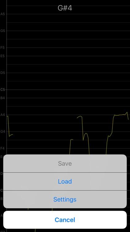 Vocal Pitch Monitor screenshot-3