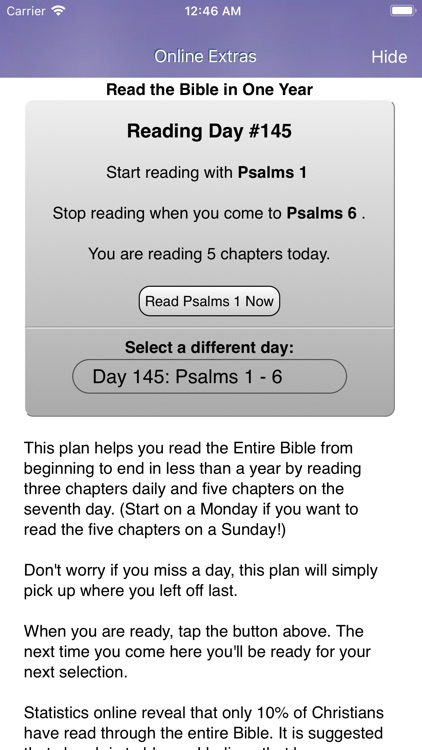 Touch Bible Loaded: Study App screenshot-9