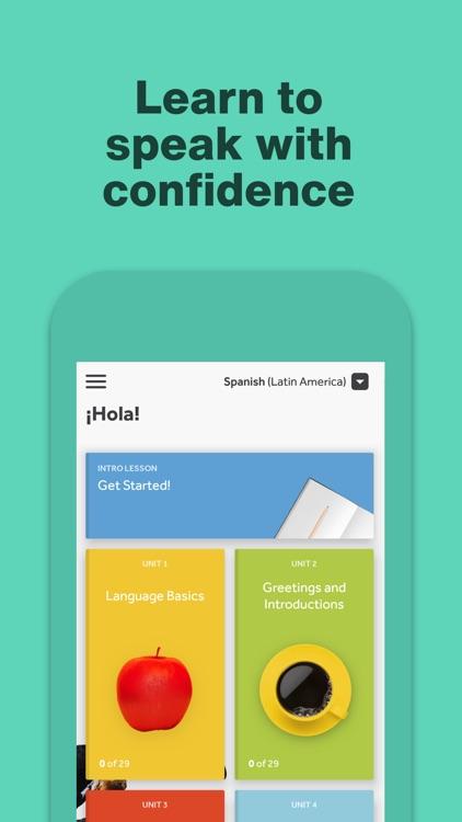 Rosetta Stone: Learn Languages screenshot-0