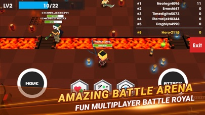 Heroes Battle Royale Arena screenshot 1