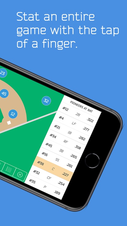 DiamondMetrics Baseball Stats