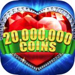 Slots-Heart of Diamonds Casino Hack Online Generator  img