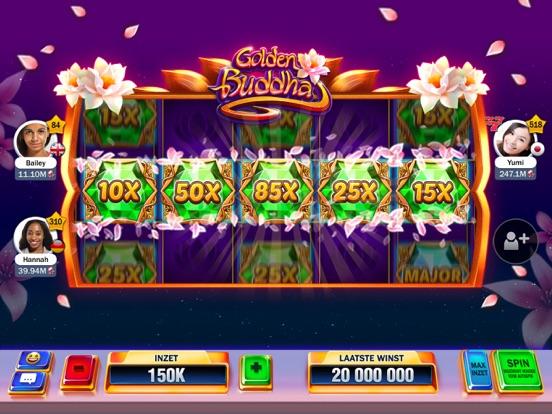 Huuuge Casino Slots Vegas 777 iPad app afbeelding 7