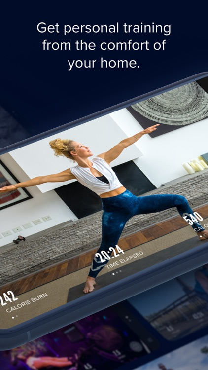 iFIT: At-Home Fitness Workouts