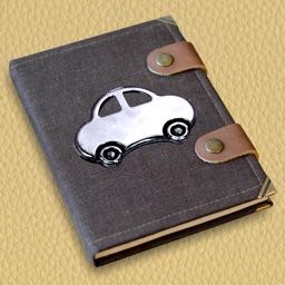 Iron book - Driver's organizer