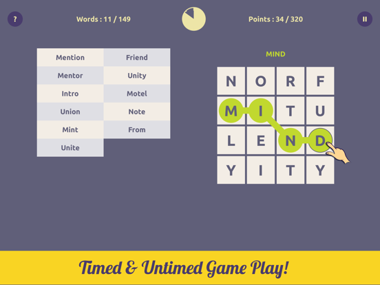 Spell Mania - Word Spelling Games and Boggle Trainer screenshot