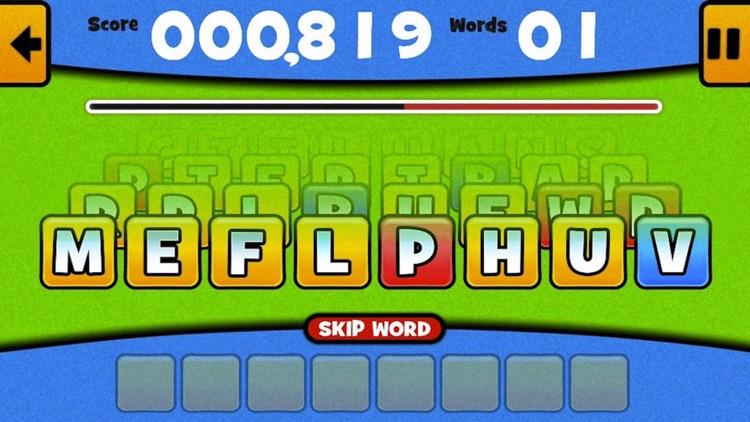 Words Gems Game screenshot-3