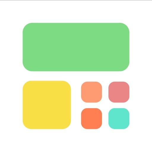 Widgets Themes & Color