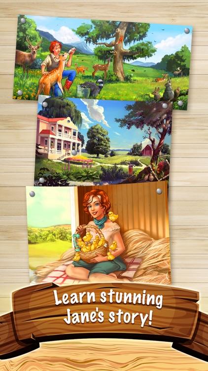 Jane's Farm: farming town screenshot-6