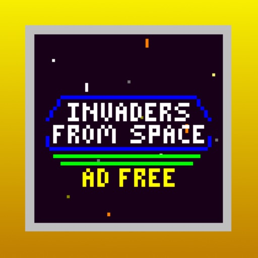Invaders From Space Ad-Free icon