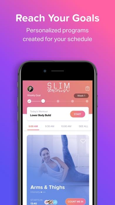 FitOn Premium Fitness Workouts app image