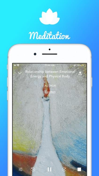 MindU- Meditation & Sleep App screenshot-7