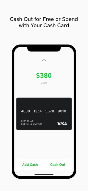 how can i put money on my cash app card