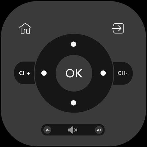Remote For Sony TV - Bravia by Codematics Services