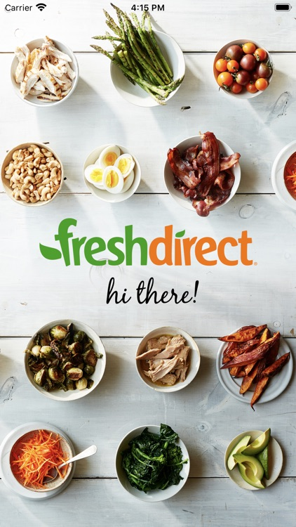 FreshDirect: Grocery Delivery