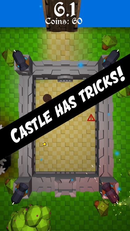 Roller Castle screenshot-0