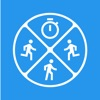 走り始める - iPhoneアプリ