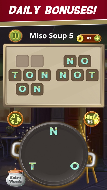 Word Chef Mania: Puzzle Search screenshot-3