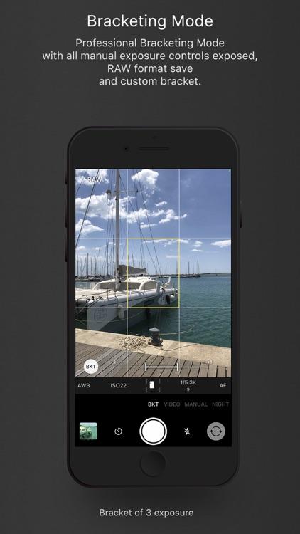 Lumina manual AI camera screenshot-5