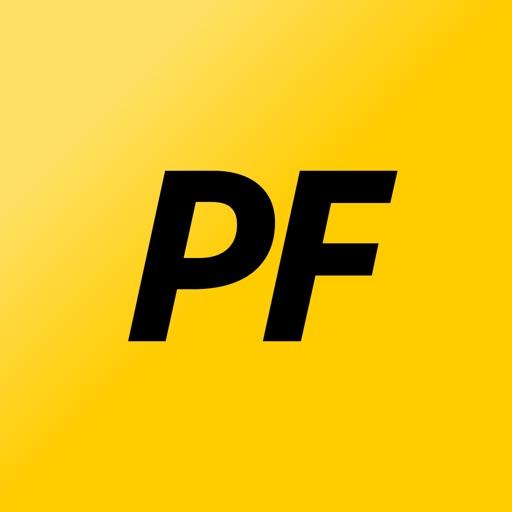 PostFinance App