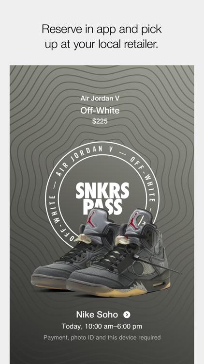 Nike SNKRS: Sneaker Release screenshot-4