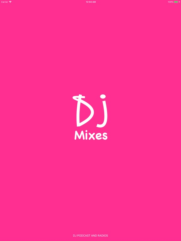 DJ Mixes Screenshots
