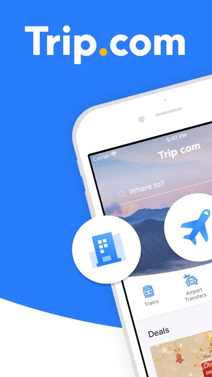 Trip.com – Flights & Hotels screenshot-0