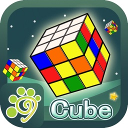 Magical Cube 3D - puzzle game