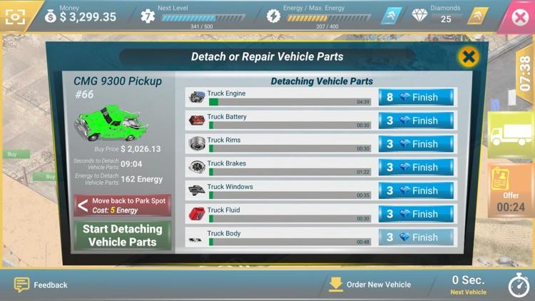 Junkyard Tycoon - Car Business screenshot-4
