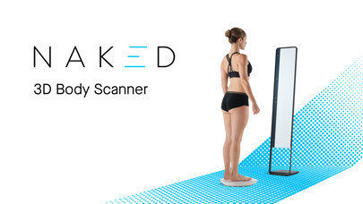 Naked — 3D Home Body Scanner screenshot one
