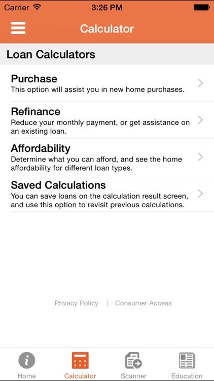 My Mortgage: Mobile screenshot-3