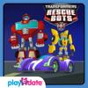 Transformers Rescue Bots - PlayDate Digital