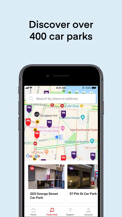 Wilson Parking screenshot-3