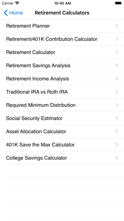 EZ Financial Calculators Pro screenshot-7