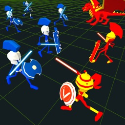 Wars of Star: Stick Warriors