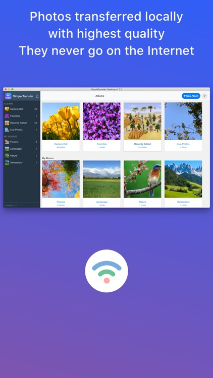 Simple Transfer Pro - Photos screenshot-5