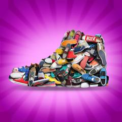 Sneaker Art!