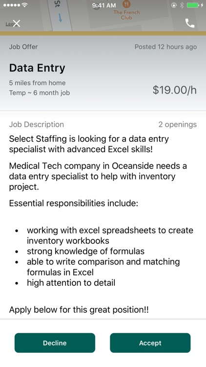 Select – Workforce Specialists