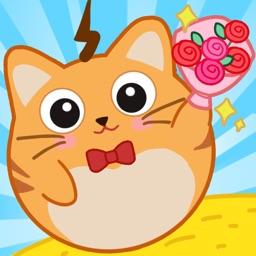 Flash Cat Running Game
